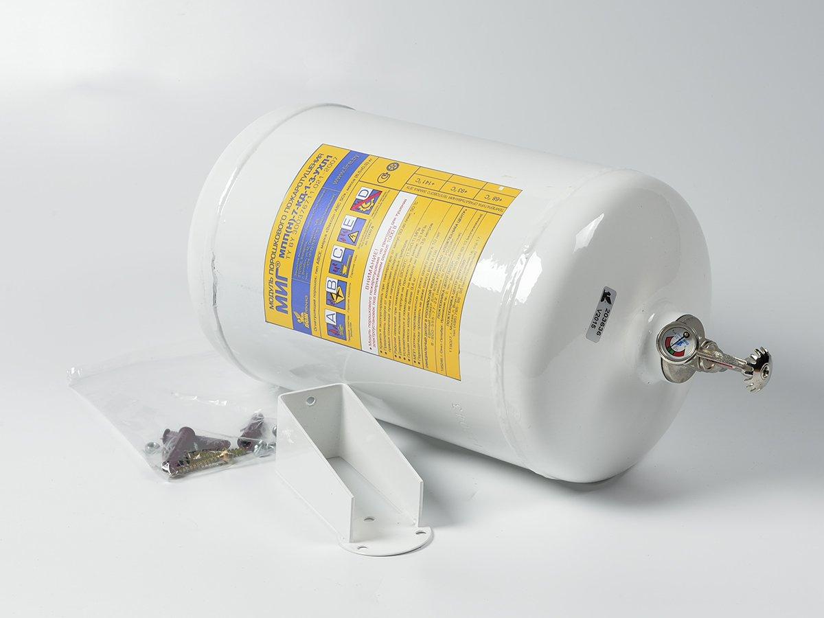 Модуль газового пожаротушения МПА-NVC1230