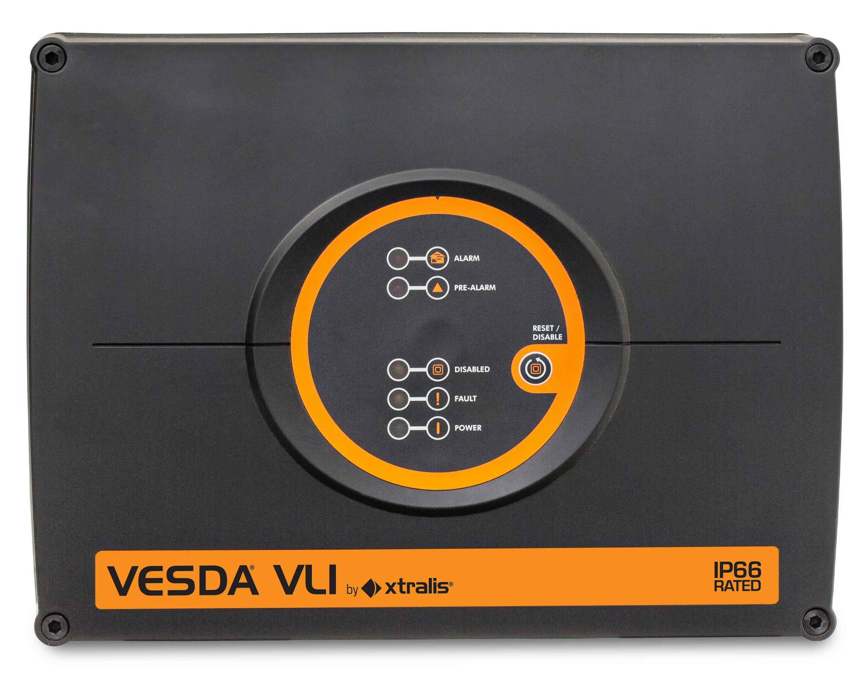 извещатели xtrails Vesda VLI