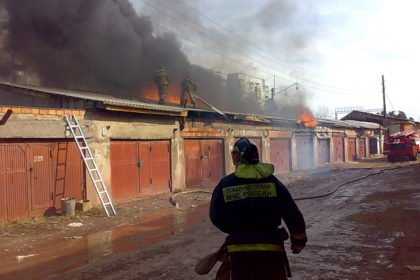 пожарная безопасность в гараже