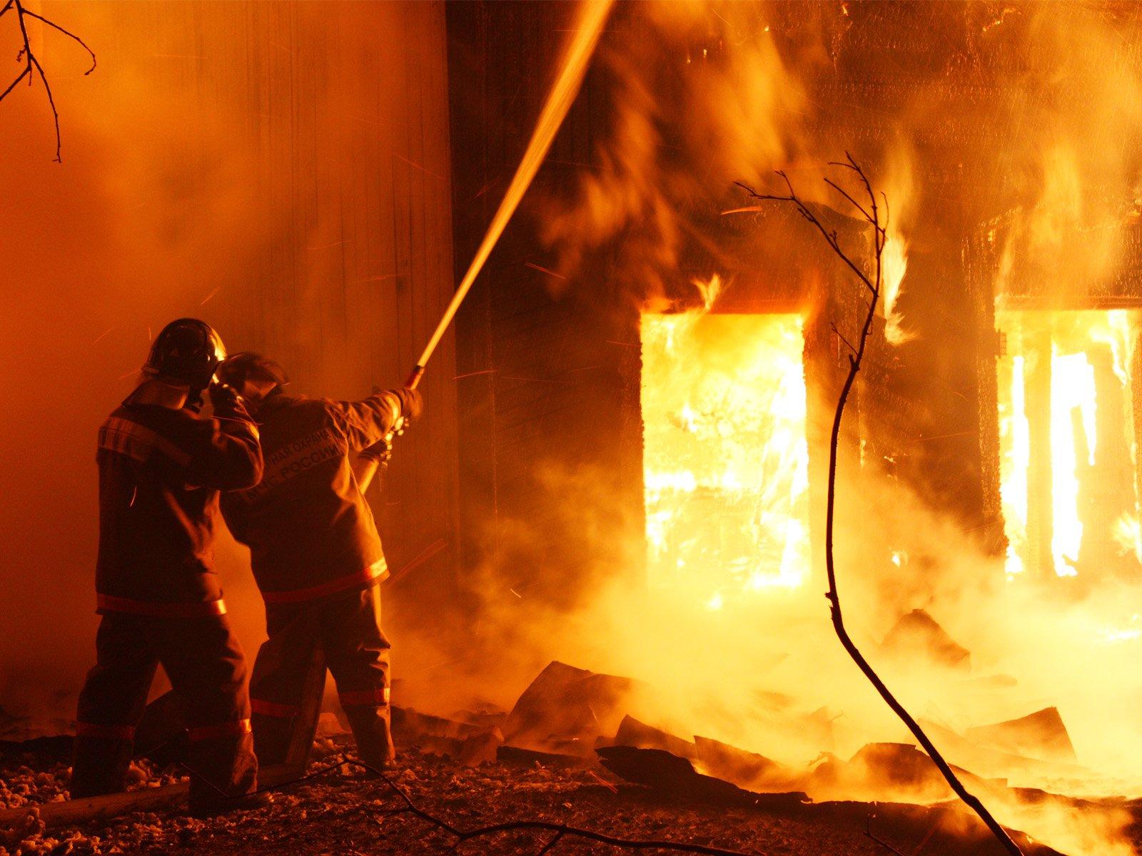 классы пожаров