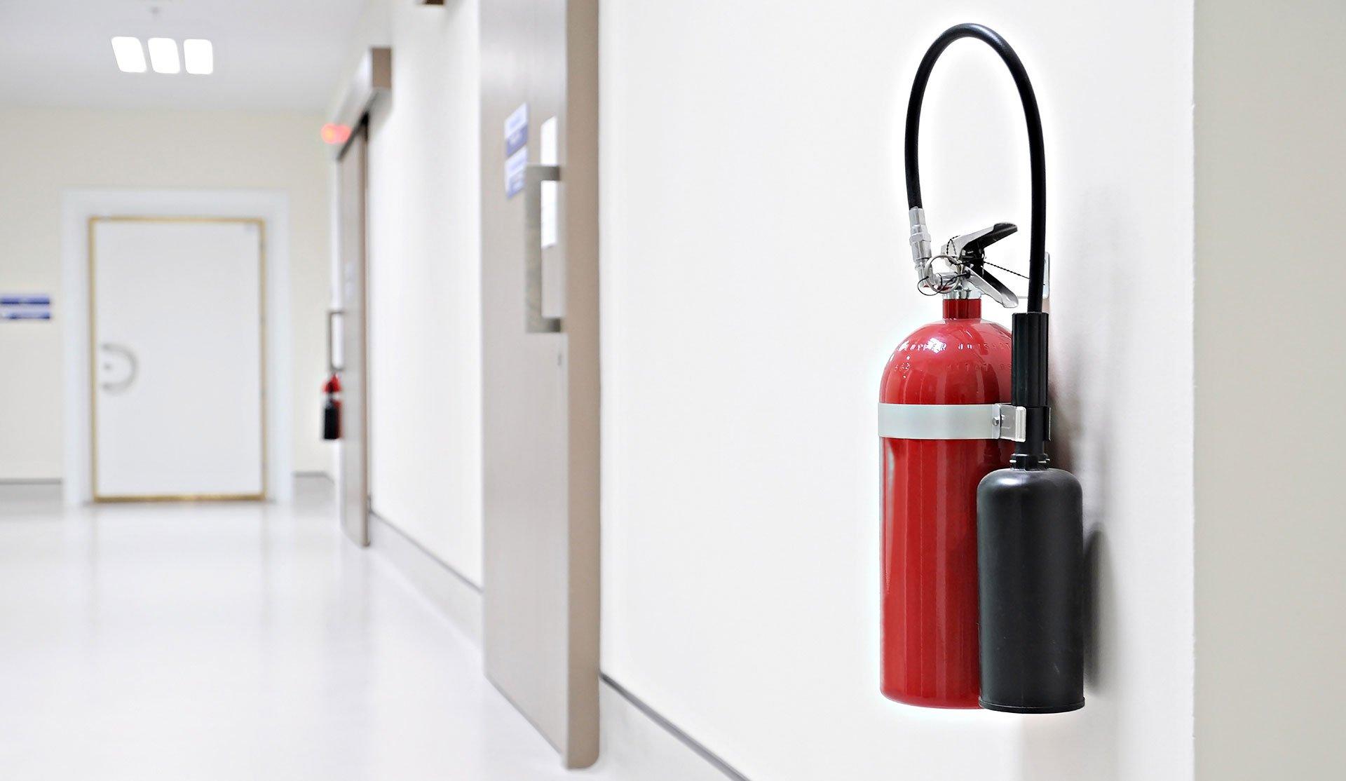 новые правила оснащения огнетушителями