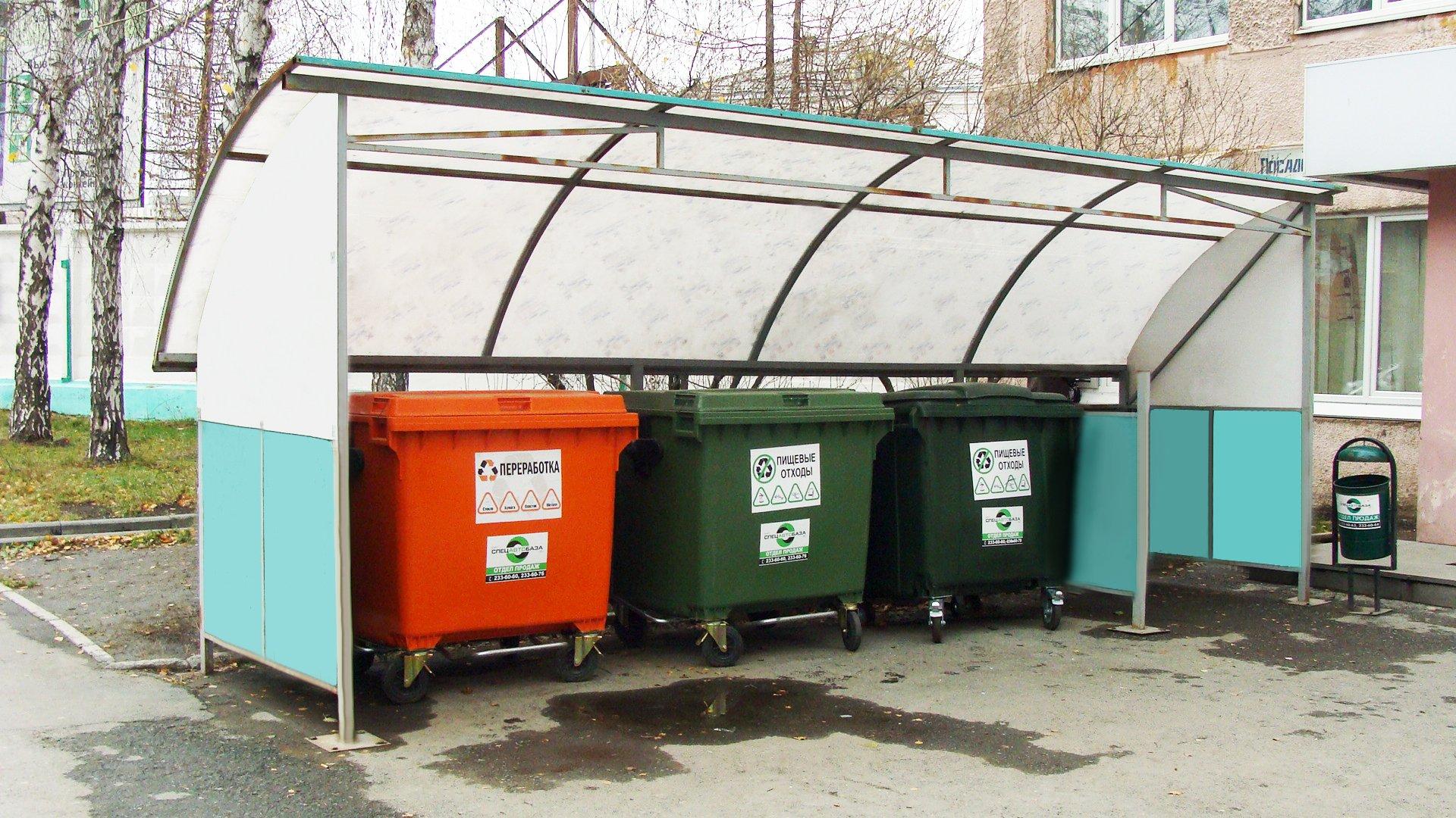 Обязательно производится контроль хранения школьных отходов