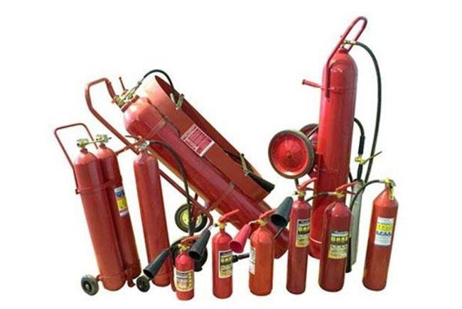 Особенности утилизации углекислотных огнетушителей