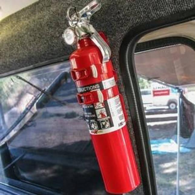 Автомобильные огнетушители