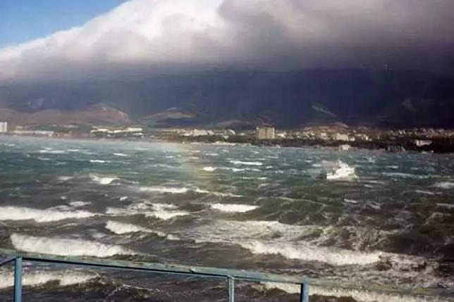 ветер бора
